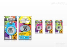 Scoot-Lock: Design and artwork of packaging of new product