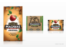 Magners Re-design: Outer Cartons