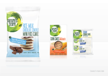 Sherrif Foods: Healthy snacks range